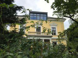 Dachgeschoßausbau Stadthaus, Linz